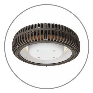 Refletor LED industrial